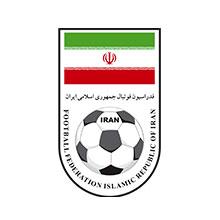 Iran football team logo