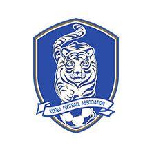 South Korea football team logo