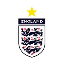 England football team logo